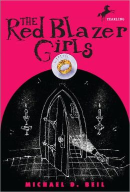 The Ring of Rocamadour (The Red Blazer Girls Series #1)