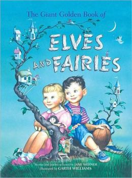 Giant Golden Book of Elves and Fairies