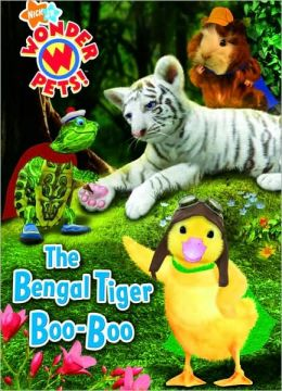Wonder Pets Bengal Tiger Boo Boo (Wonder Pets! Series)