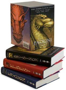 Inheritance Cycle 3-Book Boxed Set (Eragon, Eldest, Brisingr)