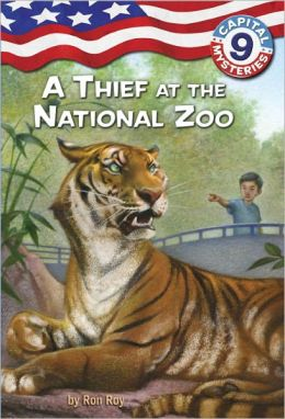 A Thief at the National Zoo (Capital Mysteries Series #9)