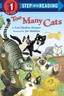 Too Many Cats (Step into Reading Book Series: A Step 1 Book)