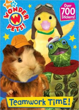 Wonder Pets Teamwork Time! (Wonder Pets! Series)
