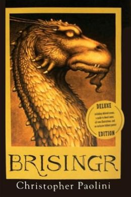 Brisingr (Inheritance Cycle Series #3): Deluxe Edition