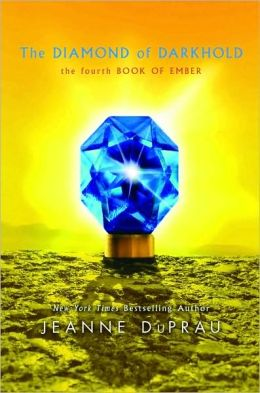 The Diamond of Darkhold (Books of Ember Series #4)