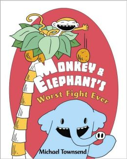 Monkey and Elephant's Worst Fight Ever!