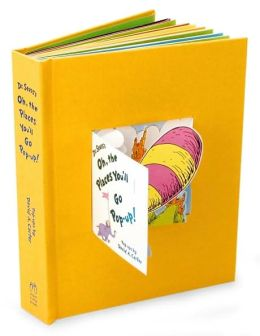 Oh, the Places You'll Go Pop-Up (Limited Edition)