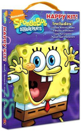 SpongeBob SquarePants Happy Kit!