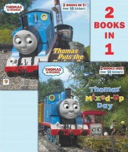 Thomas' Mixed-Up Day/Thomas Puts the Brakes On