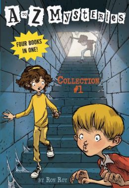 A to Z Mysteries Collection #1