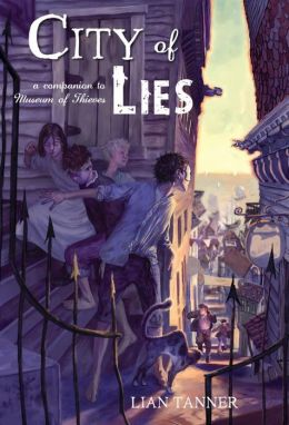 City of Lies (Keepers Trilogy Series #2)