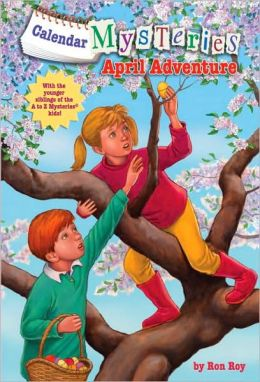 April Adventure (Calendar Mysteries Series #4)