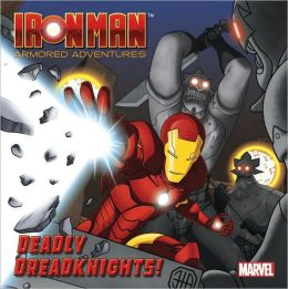 Deadly Dreadknights! (Iron Man: Armored Adventures)