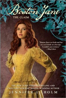 The Claim (Boston Jane Series #3)