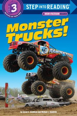 Monster Trucks!