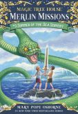 Book Cover Image. Title: Summer of the Sea Serpent (Magic Tree House Series #31), Author: Mary Pope Osborne