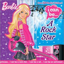 I Can Be a Rock Star (Barbie Series)
