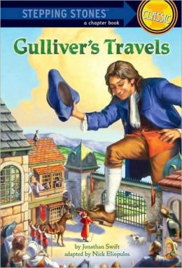 Gulliver's Travels (Stepping Stone Series)