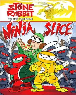 Ninja Slice (Stone Rabbit Series #5)