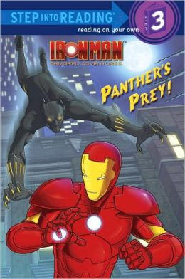 Panther's Prey! (Iron Man: Armored Adventures)
