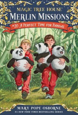 A Perfect Time for Pandas (Magic Tree House Series #48)