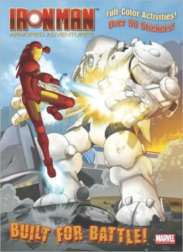 Built for Battle! (Iron Man: Armored Adventures)