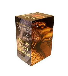 Inheritance 3-Book Trade Paperback Boxed Set (Eragon, Eldest, Brisingr)