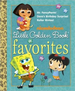 Nickelodeon Little Golden Book Favorites (Nickelodeon)