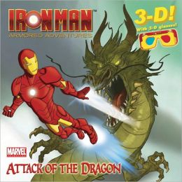 Iron Man - Attack of the Dragon