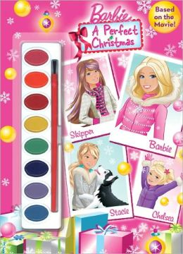 A Perfect Christmas Paint (Barbie)