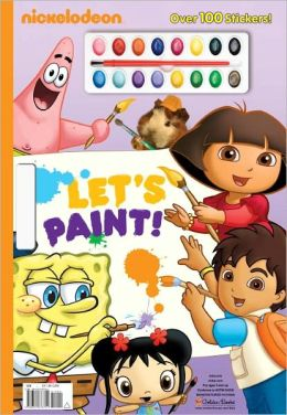 Let's Paint! (Nickelodeon)