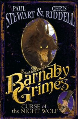 Curse of the Night Wolf (Barnaby Grimes Series #1)