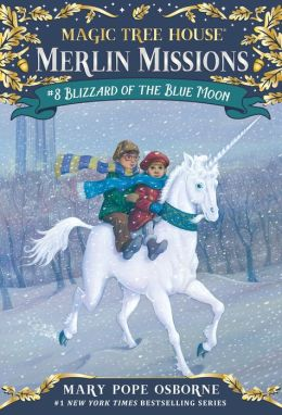 Blizzard of the Blue Moon (Magic Tree House Series #36)