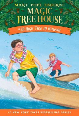 High Tide in Hawaii (Magic Tree House Series #28)