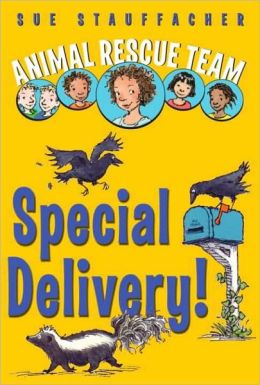Special Delivery! (Animal Rescue Team Series #2)