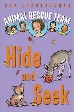 Hide and Seek (Animal Rescue Team Series #3)