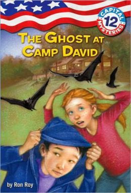 The Ghost at Camp David (Capital Mysteries Series #12)