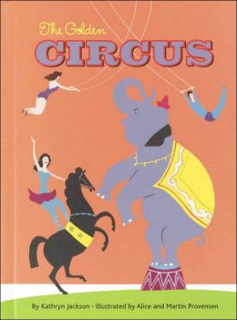 The Golden Circus Book