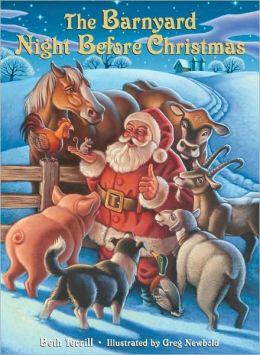 The Barnyard Night Before Christmas