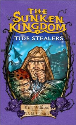 The Sunken Kingdom #2: Tide Stealers