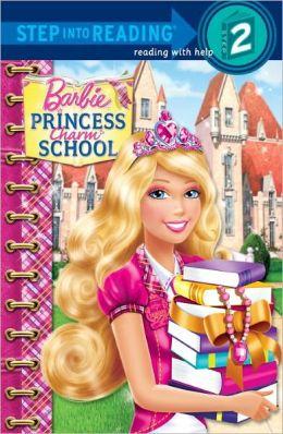 Princess Charm School (Barbie Step into Reading Series)