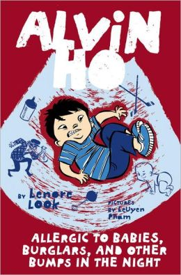 Allergic to Babies, Burglars, and Other Bumps in the Night (Alvin Ho Series #5)