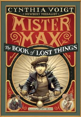 The Book of Lost Things (Mister Max Series #1)