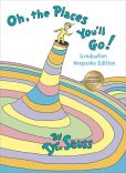Book Cover Image. Title: Oh, the Places You'll Go! (B&N Exclusive Edition), Author: Dr. Seuss