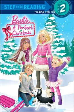 A Perfect Christmas (Barbie Step into Reading Series)