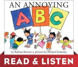 An Annoying ABC: Read & Listen Edition