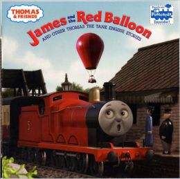James and the Red Balloon and Other Thomas the Tank Engine Stories: Read & Listen Edition Stories (Thomas & Friends)
