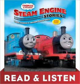 Steam Engine Stories (Thomas & Friends): Read & Listen Edition