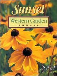 Sunset Western Garden Annual 2002