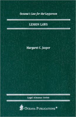 Lemon Laws